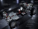 Mercedes-AMG Project One's Formula 1-derived powertrain