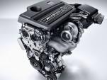 Mercedes-AMG turbocharged four-cylinder engine