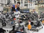 Mercedes-AMG engine production