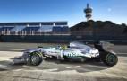 Mercedes AMG Unveils Its 2013 Formula One Car, The W04