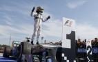 Mercedes AMG's Lewis Hamilton Wins Hard-Fought Hungarian GP
