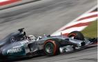 Mercedes AMG's Lewis Hamilton Secures Pole At 2014 Formula One Malaysian Grand Prix