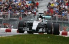 Mercedes AMG Locks Out Front Row For 2015 Formula One Canadian Grand Prix