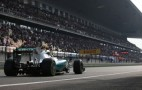 Mercedes AMG Lock Out Front Row For 2015 Formula One Chinese Grand Prix