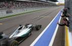 Lewis Hamilton Storms To Victory In Action-Packed Russian Grand Prix