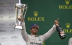 Mercedes AMG's Lewis Hamilton Secures Third F1 Title After U.S. GP Win