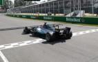 Mercedes-AMG dominates 2017 Formula One Canadian Grand Prix