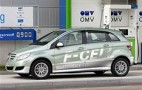 Mercedes Launches B-Class f-cell, World's First Series Production Hydrogen Fuel Cell Vehicle
