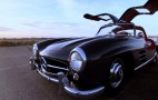 The Sound & The Glory Of The Mercedes-Benz 300SL: Video