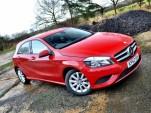 Forbidden Fruit: Mercedes-Benz A Class Quick Drive