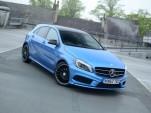 Mercedes-Benz A Class diesel: UK drive