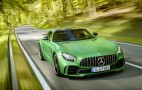 2018 Mercedes-AMG GT R, 2017 Ford GT, McLaren P1 LM: This Week's Top Photos
