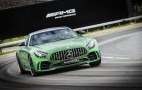 Mercedes-AMG GT Black Series slated for 2018 arrival