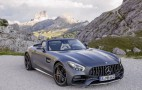 2018 Mercedes-AMG GT Roadster, 2017 Volvo V90 Cross Country, 6-wheeled Jeep Wrangler: This Week's Top Photos