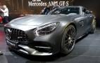 2018 Mercedes-AMG GT C debuts at 2017 Detroit auto show