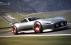 Mercedes-Benz AMG Vision Gran Turismo Racing Series For Gran Turismo 6