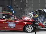Mercedes Benz C-Class versus Smart ForTwo