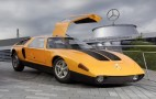 Mercedes-Benz C111 Drops By Jay Leno's Garage: Video