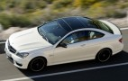 2012 Mercedes-Benz C63 AMG Coupe Preview