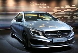 2014 Mercedes-Benz CLA 200 (Euro-spec car)