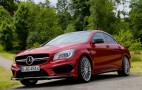 2014 Mercedes-Benz CLA 45 AMG first drive review