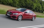 Mercedes-Benz CLA Shooting Brake: Future Forbidden Fruit