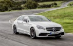 2015 Mercedes-Benz CLS-Class and CLS63 AMG revealed