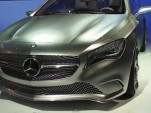 Mercedes-Benz Concept A-Class at 2011 New York Auto Show