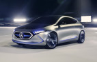 Batteries included: Mercedes, VW pledge allegiance to electrification