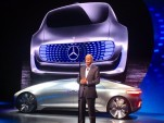 CES 2015: 3 Things We Learned From Mercedes, Ford, Audi, Toyota & More