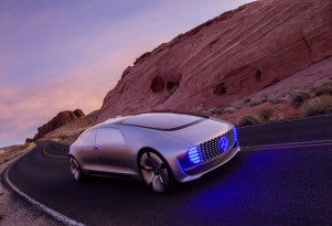 Daimler and Bosch to launch self-driving taxi service in Silicon Valley in 2019