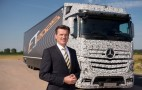 Mercedes Looks Into Autonomous Trucks