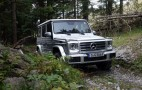 Relic or thrill ride? Up a mountain in a Mercedes-Benz G-Class