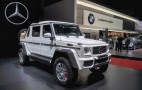 Mercedes-Maybach G650 Landaulet revealed, limited to 99 units