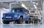300,000th Mercedes-Benz G-Class rolls off the assembly line