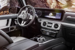 Mercedes reveals 2019 G-Class cabin, confirms Detroit debut