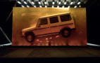 Jurassic G-Class: Mercedes-Benz encases original model to mark SUV's second coming