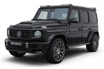 Brabus-tuned 2019 Mercedes-Benz G-Class turns up the power, baffles with styling