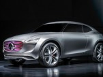 Mercedes-Benz Concept G-Code: Tiny Crossover For LA Auto Show