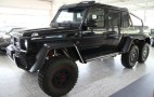 Mercedes-Benz G63 AMG 6x6 For Sale In Florida: $975,000