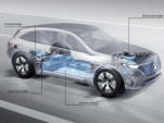Mercedes-Benz EQS caught in spy shots