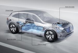 Mercedes-Benz Generation EQ concept, 2016 Paris auto show