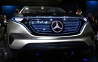 Mercedes to show all-electric hatchback concept this fall, countering Audi: report
