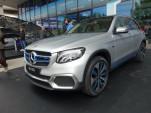 Mercedes-Benz GLC F-Cell, 2017 Frankfurt Motor Show