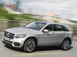 Mercedes-Benz GLC F-Cell EQ Power plug-in hydrogen crossover launches at Frankfurt