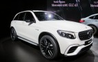 2018 Mercedes-AMG GLC63 video preview
