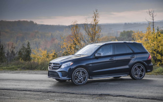 2018 Mercedes-Benz GLE, GLS-Class crossover SUVs recalled over brake issue