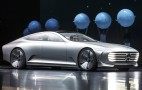 Report: Mercedes electric car platform to spawn four new models