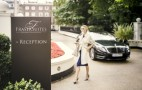 Mercedes-Benz To Design Apartments in London, Singapore