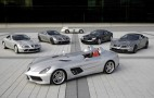 Mercedes-Benz And McLaren Building The Last Of The SLR Supercars